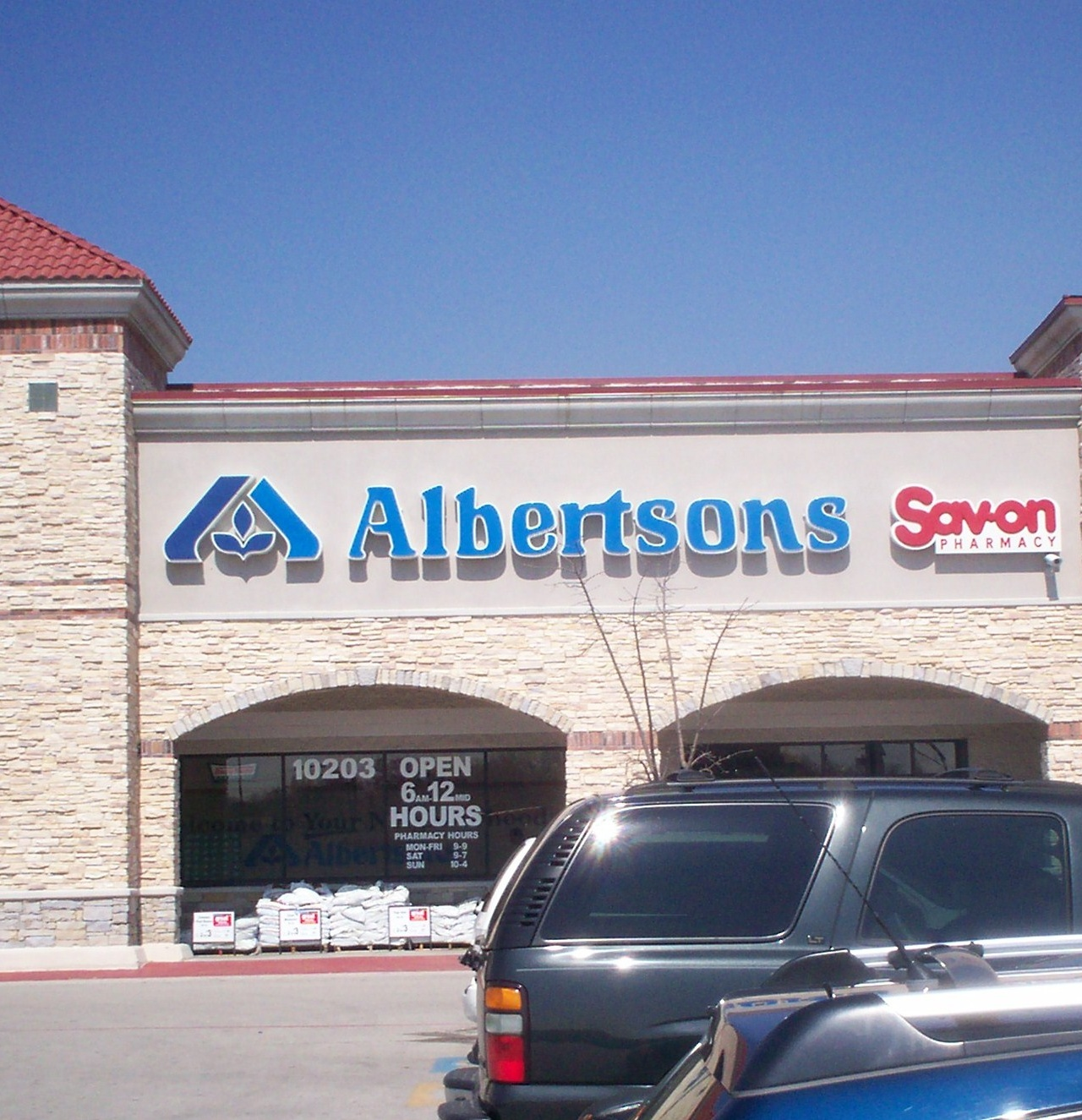 Albertsons grocery