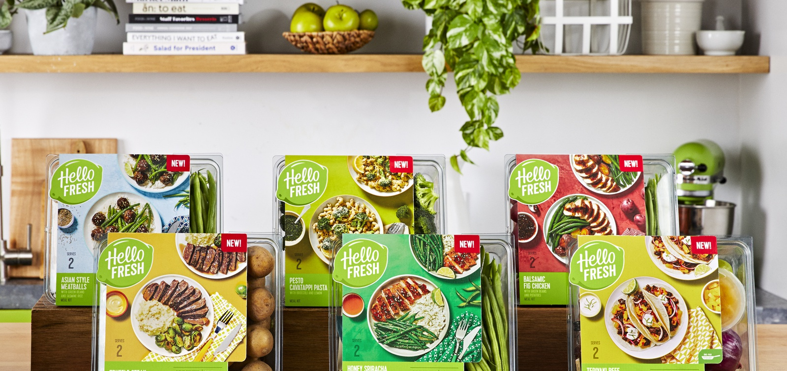 HelloFresh acquires ready-to-eat meal company Factor75