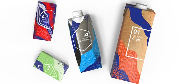 Tetra Pak Artistry packaging